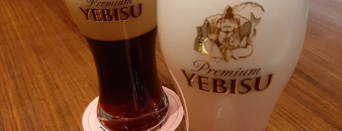 Museum of YEBISU BEER is one of Lieux qui ont plu à daqla.