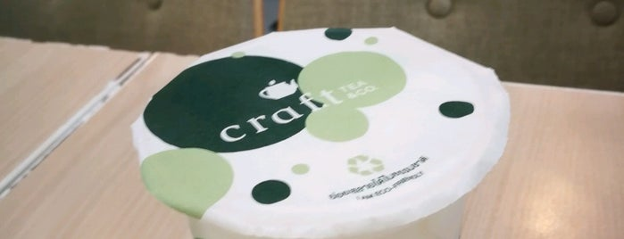 Craft Tea & Co. is one of 07_ตามรอย_coffee.