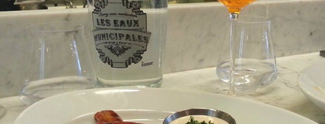 Merguez & Pastrami is one of Paris 9ème.