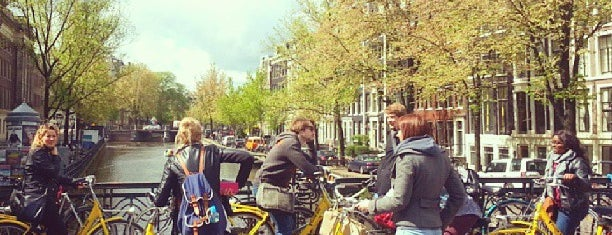 De Jordaan is one of Amsterdam..