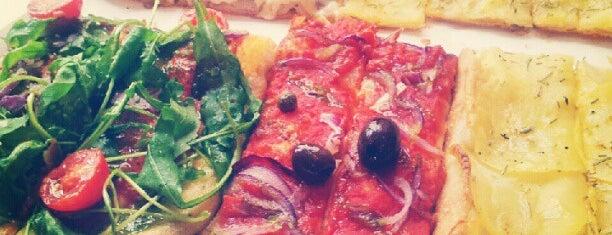 Pizza di Loretta is one of PARIS - Food.