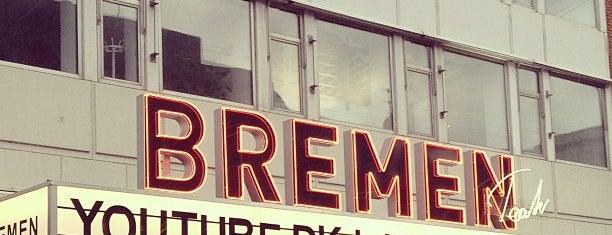 Bremen Teater is one of Copenhagen.