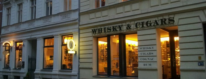Whisky & Cigars is one of Berlin.