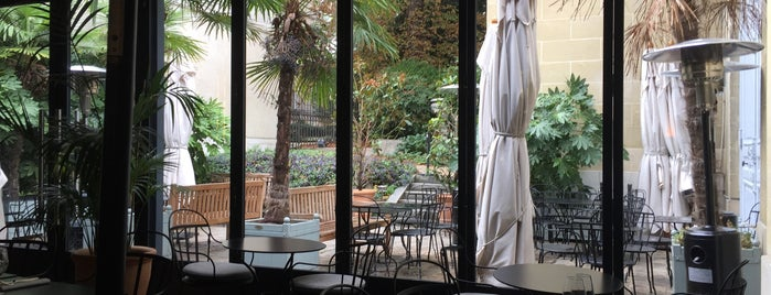 Le Camondo is one of Paris Terrazas.
