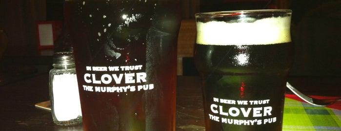 Clover Murphy's Irish Pub is one of Ristoranti.