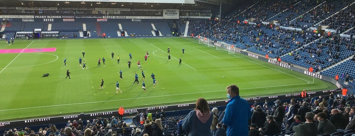 The Hawthorns is one of Stadi e Sport Centers.