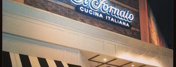 Il Fornaio Las Vegas is one of Vegas Favorites by a Local.