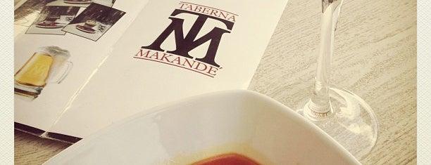 Taberna Makande is one of Lugares guardados de ConMenu.com.