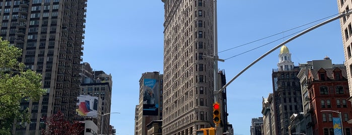 Flatiron Building is one of Bart Bikt: NYC.