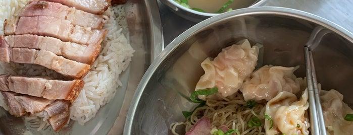 แม่จันทร์หมี่เกี๊ยว is one of เชียงใหม่_5_noodle.