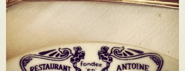 Antoine's Restaurant is one of Pärtāke™ New Orleans ⚜.