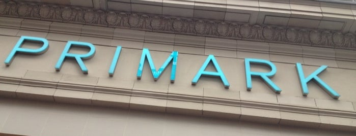 Primark is one of London Trip.