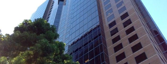 Symphony Towers is one of Locais curtidos por Veronica.