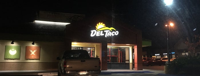 Del Taco is one of Locais curtidos por Alfa.