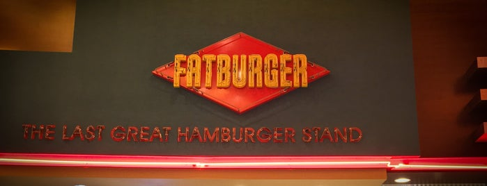 Fatburger is one of Las vegas.