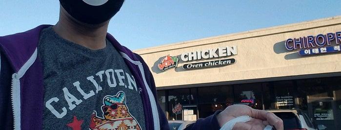Von's Oven Chicken is one of Bay Area.