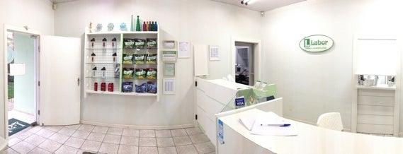 Labor Farmácia de Manipulação is one of Orte, die Roy gefallen.