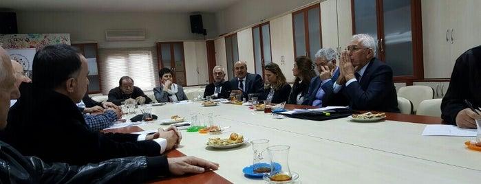 Antalya Kent Konseyi is one of Lieux qui ont plu à Gülsün Gülay.