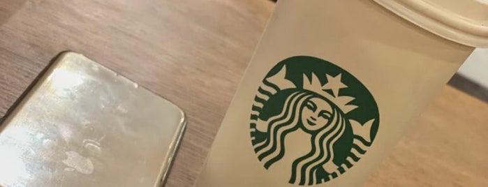 Starbucks is one of Tempat yang Disukai Seda.