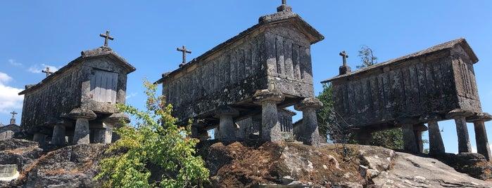 Espigueiros Comunitários do Soajo is one of Posti salvati di Pedro.