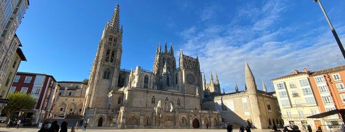 Burgos is one of Capitales de provincia.