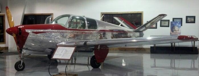 Beechcraft Heritage Museum is one of Aviation.