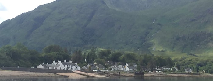 The Inn At Ardgour is one of Prashanthさんのお気に入りスポット.