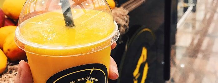 Super Mango Shake is one of Locais curtidos por Nikolas.