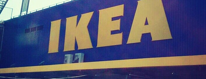 IKEA is one of V͜͡l͜͡a͜͡d͜͡y͜͡S͜͡l͜͡a͜͡v͜͡a͜͡'ın Beğendiği Mekanlar.