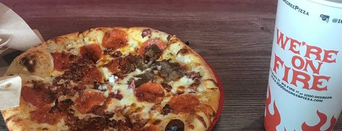 1000 Degrees Neapolitan Pizzeria is one of Amie : понравившиеся места.