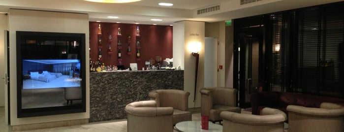Best Western Thracia Hotel Sofia is one of hotels.