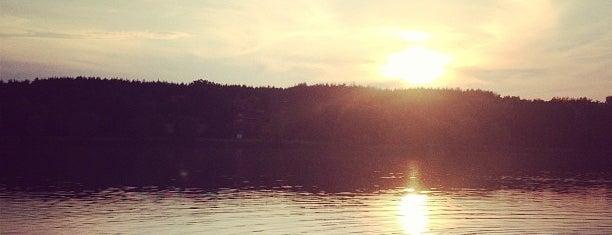 Міністерські озера is one of สถานที่ที่บันทึกไว้ของ Инна.