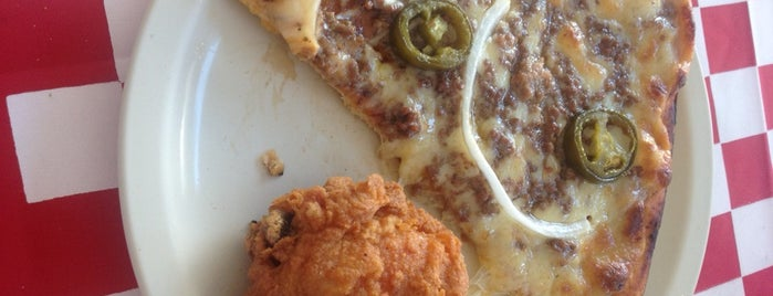 Toby's Pizzas is one of comida.