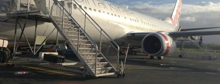 Virgin Australia Flight VA500 is one of สถานที่ที่ Nate ถูกใจ.