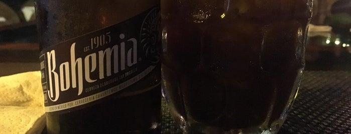 Bajlum Cocina Prehispánica fusión is one of Marina : понравившиеся места.
