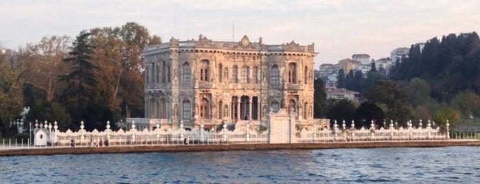 Küçüksu Kasrı is one of istanbul gezi listesi.