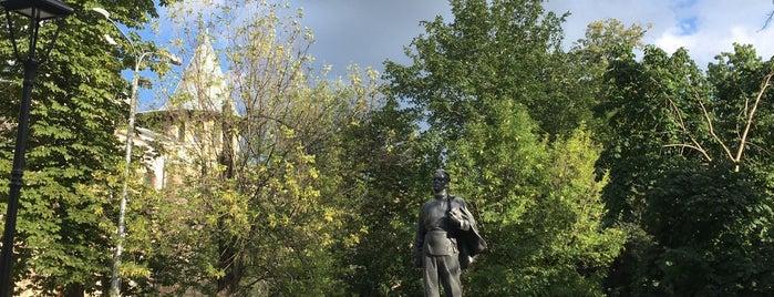 Памятник молодому Ульянову-Ленину is one of Ksuさんの保存済みスポット.