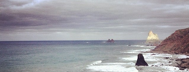 Mirador De Chinamada is one of Islas Canarias: Tenerife.