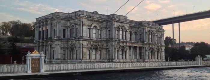 Beylerbeyi Sarayı is one of istanbul gezi listesi.