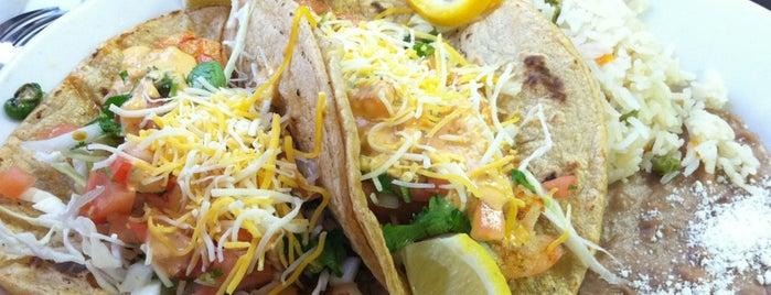 Ranas Mexico City Cuisine is one of San Diego.
