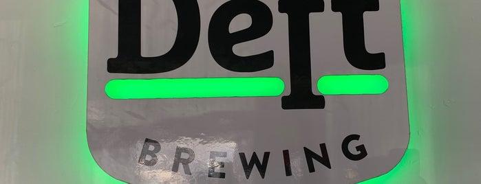Deft Brewing is one of CA-San Diego Breweries.