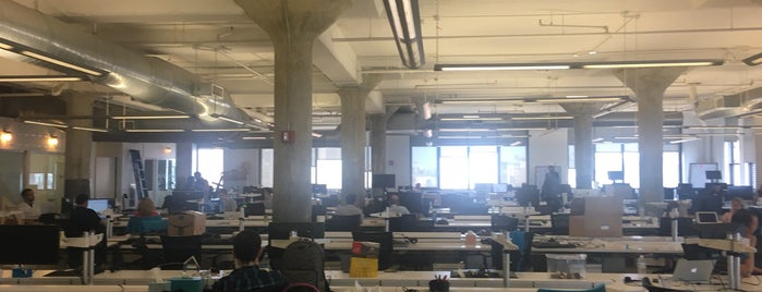 Sailthru HQ is one of Silicon Alley.
