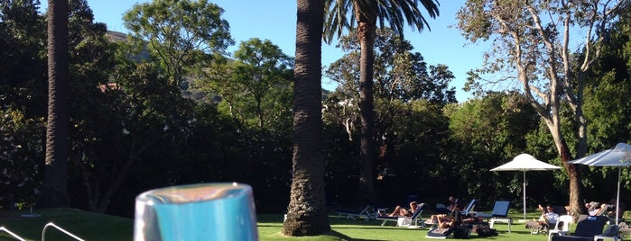 Mount Nelson Swimming Pool is one of Aptravelerさんのお気に入りスポット.