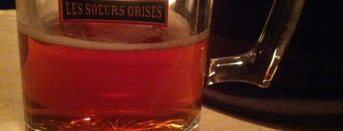 Bistro-Brasserie Les Soeurs Grises is one of Beer Map.