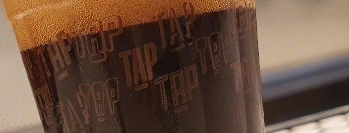 Tap Tap is one of Craft beer in São Paulo.