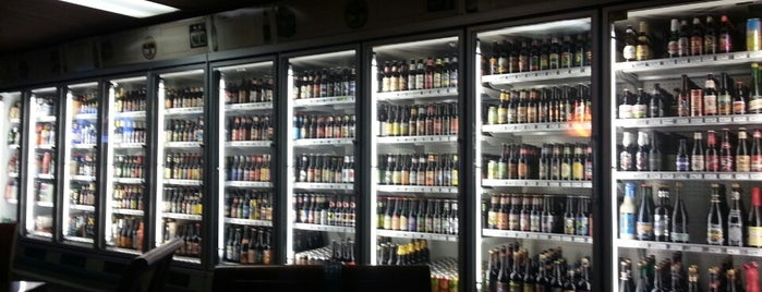 The Bottle Shop is one of Philly.