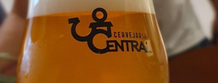 Cervejaria Central is one of São Paulo | Bar.