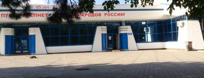 Nalchik International Airport (NAL) is one of Airports (around the world).