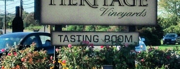 Heritage Vineyards is one of Wineries Visited.