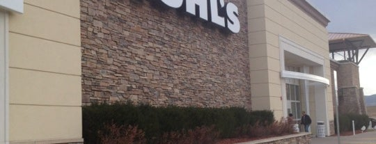 Kohl's is one of Lugares favoritos de Marie.